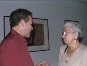 María Teresa Linares y Cecilio Tieles. La Habana 1998.