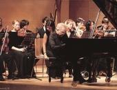 Auditori Josep Carreras. Rhapsody in Blue de G. Gershwin con la  Orquesta de PergineSpettacoloAperto 1 de agosto 2006.