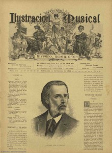 Nicolas Ruiz Espadero en la Ilustración musical hispano-americana.
